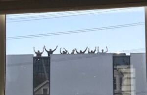 san francisco shooting rooftop