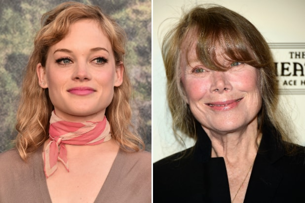 Sissy Spacek Jane Levy Castle Rock