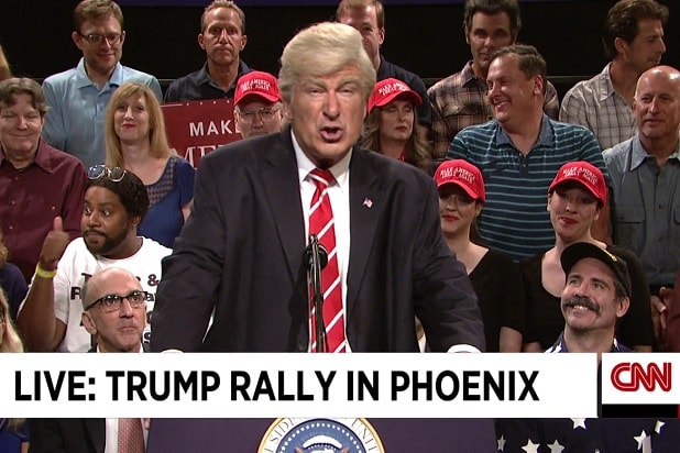 Every 'SNL' Alec Baldwin Donald Trump Sketch Ranked, Worst to Best