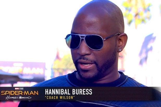 spider-man homecoming hannibal buress