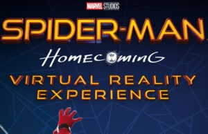 Spider-Man Homecoming VR virtual reality