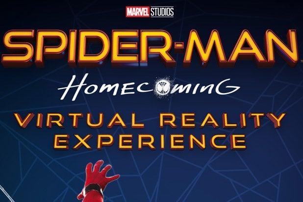 Spider-Man Homecoming VR virtual reality