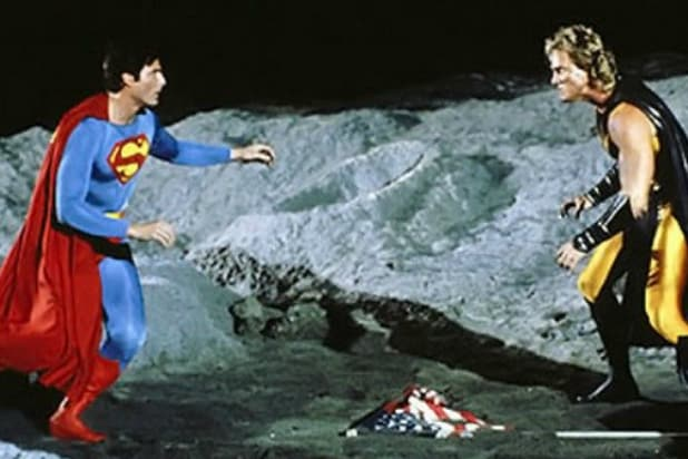 Superman Quest for Peace