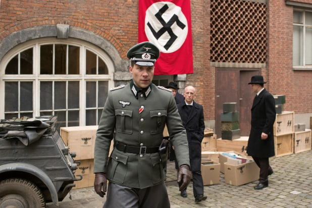 The Exception box office