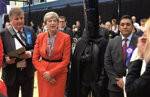 theresa may lord buckethead united kingdom election