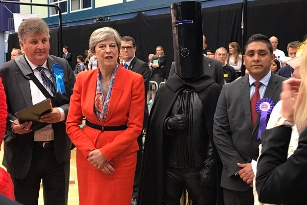 theresa may lord buckethead united kingdom election