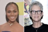 tika sumpter, jamie lee curtis