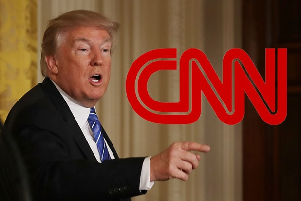 redditor trump vs cnn