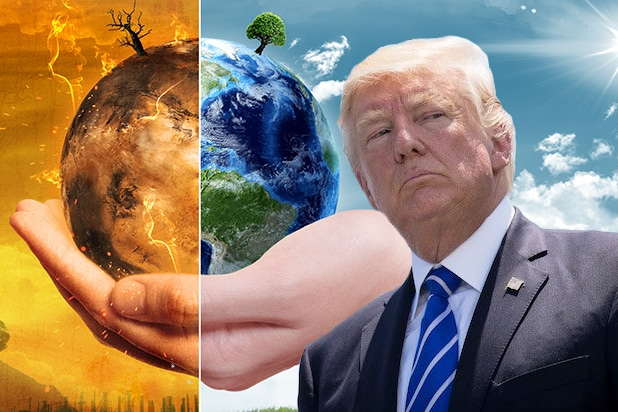 Trump Global Warming