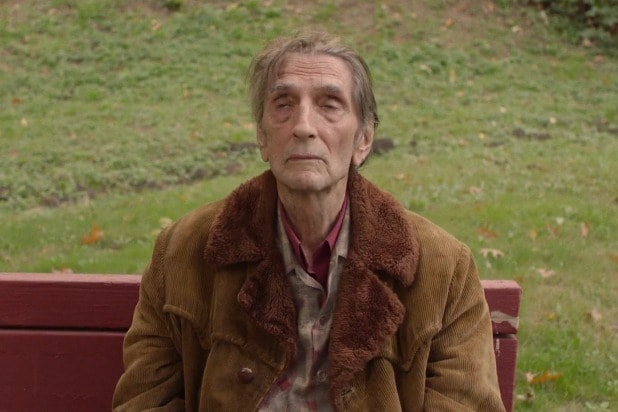 twin peaks carl rodd harry dean stanton