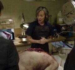 twin peaks revival jane adams decapitated body major briggs