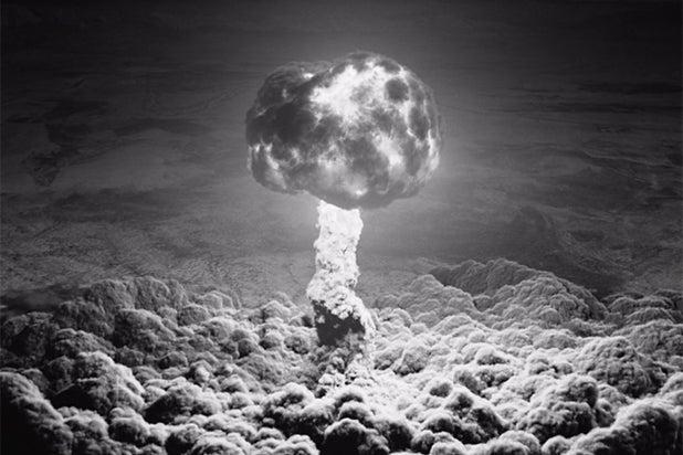 Twin Peaks Trinity nuclear test