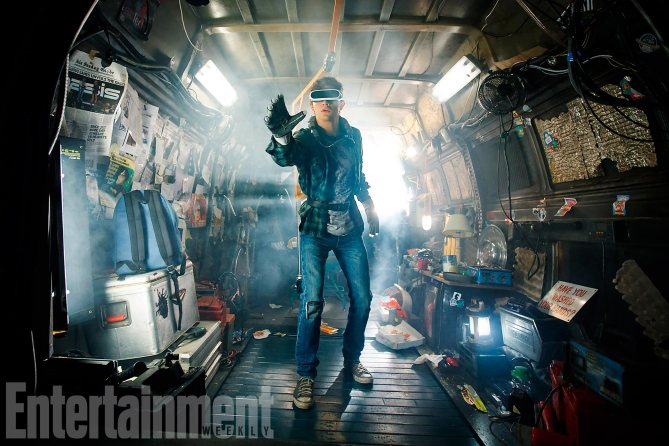 First official look at Steven Spielberg's Ready Player One