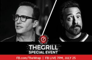 Charlie Collier Kevin Smith TheGrill AMC
