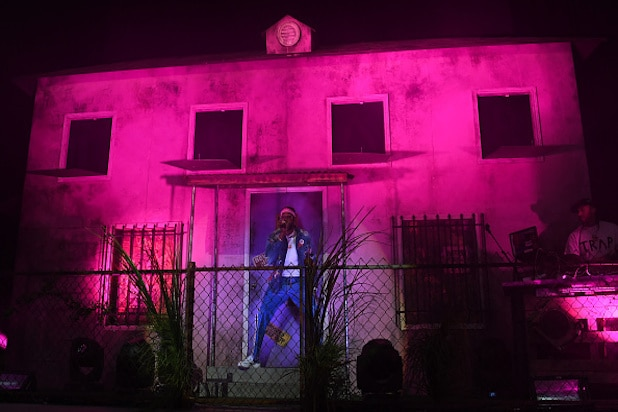 Chainz Converts 'Trap House' into HIV Testing Clinic