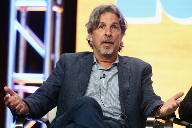 Image result for peter farrelly producers guild award