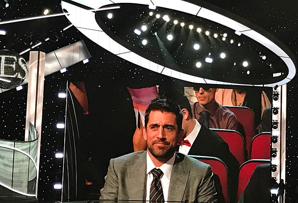 "60c81f4cecac The ESPYs version of the Dance Cam planted Snapchat style lips on stars   faces — and proved that Aaron Rodgers shouldn t go on ""Dancing With the  Stars"" ..."