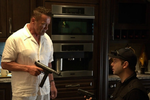 Arnold Schwarzenegger Killing Gunther Saban Films