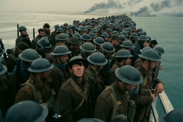 'Dunkirk,' 'The Shape of Water' Lead Satellite Award Nominations