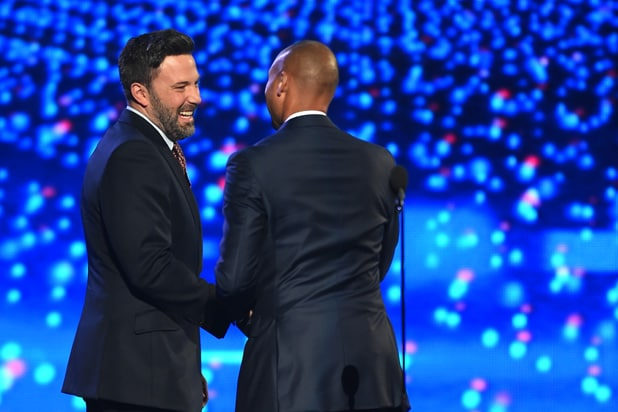 Ben Affleck and Derek Jeter ESPYs