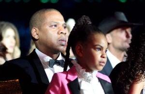 Blue Ivy Rap Debut Jay Z 444 Tidal
