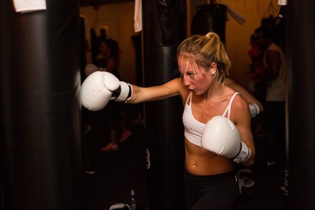 BoxUnion Boxing class