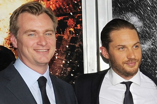 Christopher Nolan James Bond