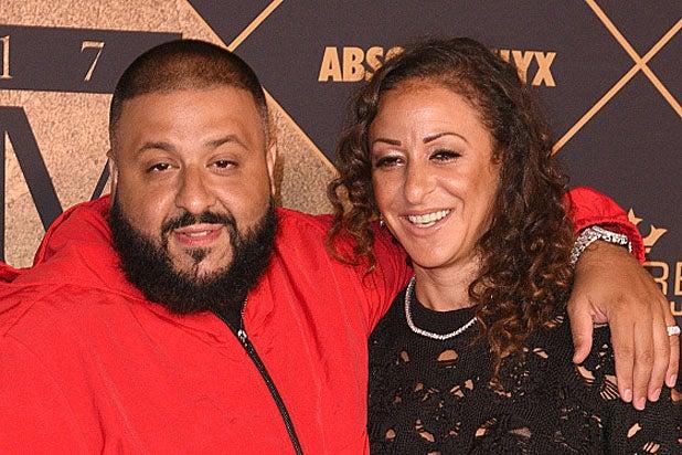 DJ Khaled, Nicole Tuck 2017 MAXIM Hot 100 Party