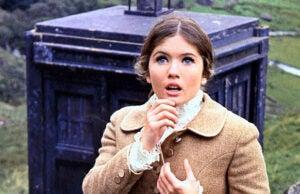 Deborah Watling Doctor Who