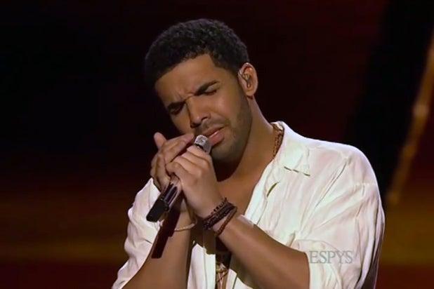 Drake ESPYs