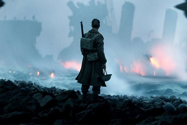 A War Veteran Who Survived Dunkirk Breaks Down At The Film's Premiere