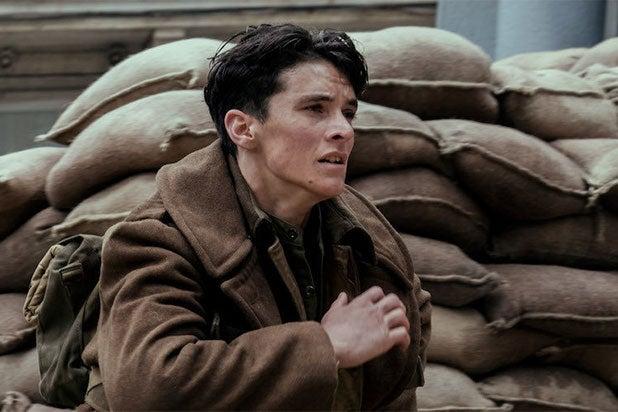 Dunkirk Fionn Whitehead