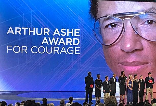 ESPYs Arthur Ashe