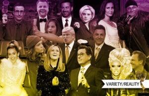 Emmy VARIETY REALITY 2017
