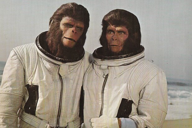 """Escape from the Planet of the Apes"" (1971)"