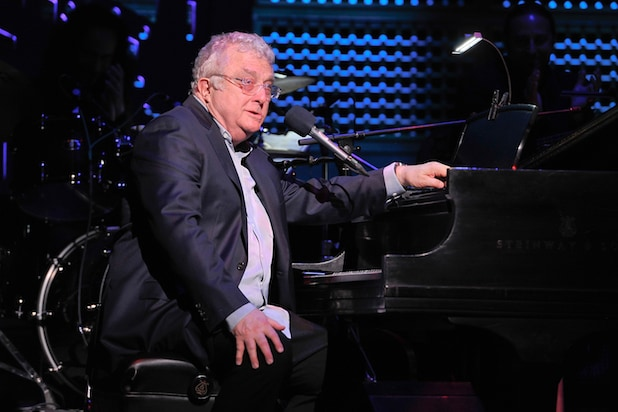 Randy Newman claims he's written a song about Trump's dick