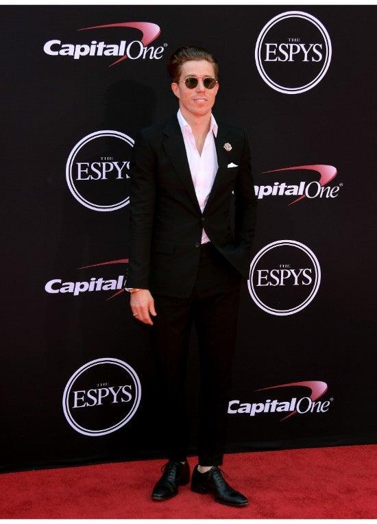 Shaun White ESPYs