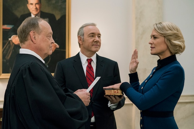 House Of Cards Costume Designer Explains Claire Underwood S Style