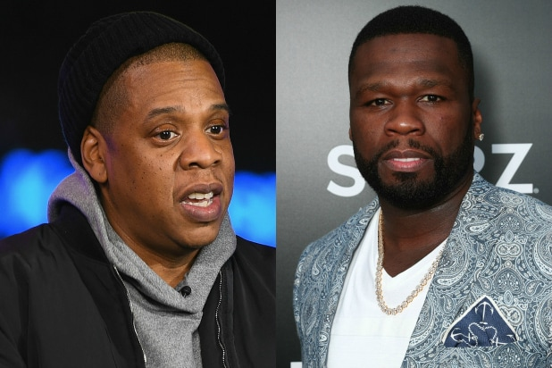 Cent: 'JAY-Z's new album is too smart'