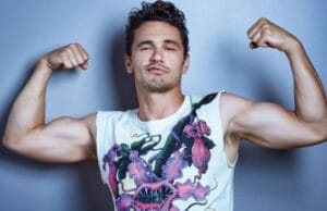 James Franco Out Magazine