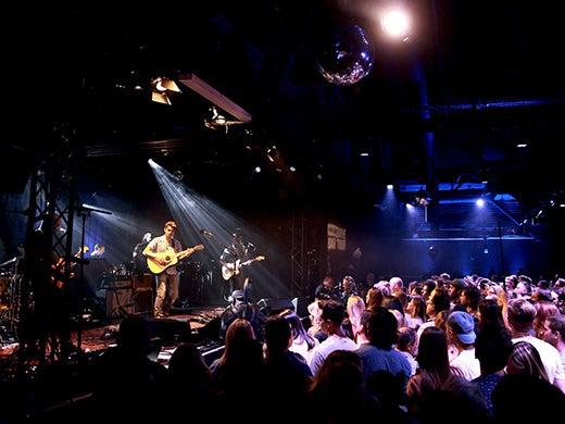 John Mayer Bud Light Dive Bar Tour