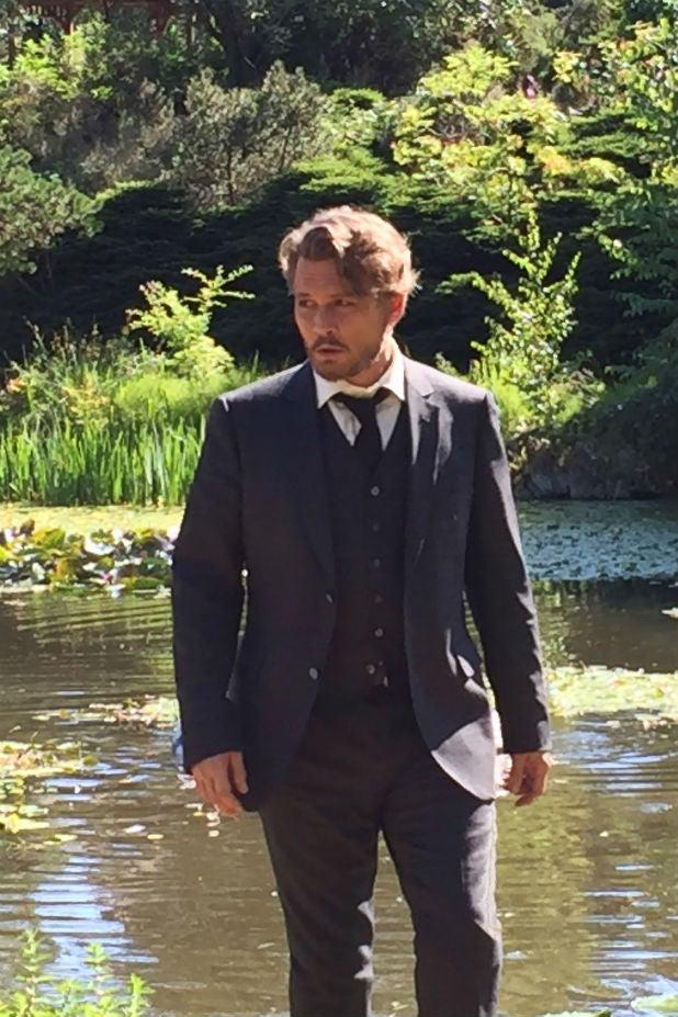 Johnny Depp_Richard Says Goodbye FINAL