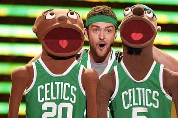 Justin Timberlake I Love Sports