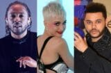 Kendrick Lamar Katy Perry Weeknd