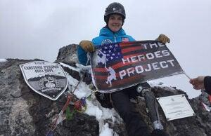 Kristie Ennis Heroes Project