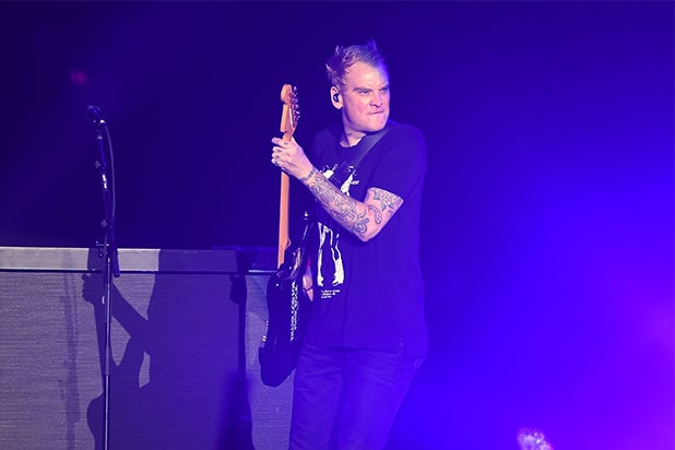 Matt Skiba Blink 182