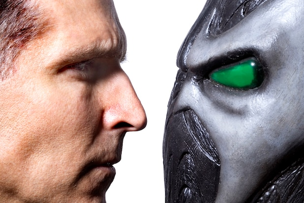 Todd McFarlane's making a new Spawn movie