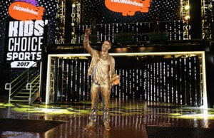 Michael Phelps Nickelodeon Kids' Choice Sports Awards