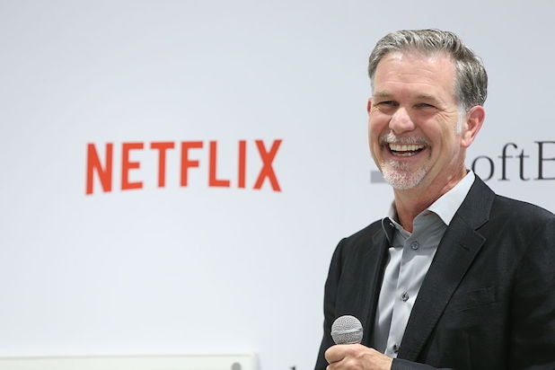 Netflix earnings surge on strong global growth