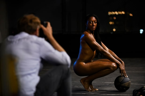 Nneka Ogwumike Body Issue